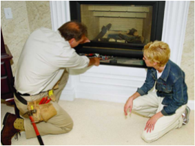 Gas Fireplace Inspections