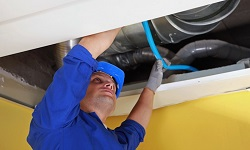 commercial duct cleaner